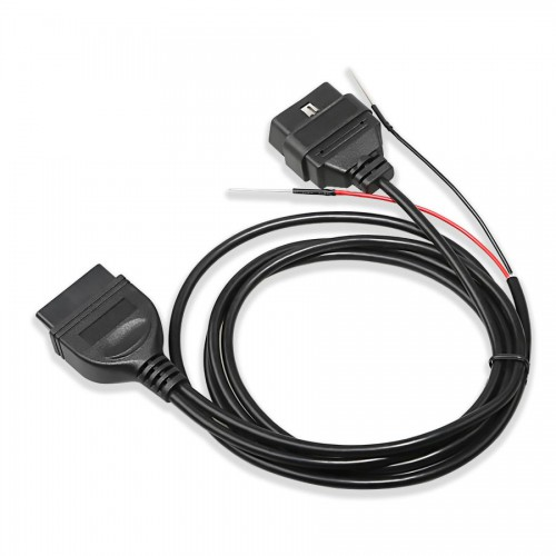 LONSDOR L-JCD Cable L-JCD Patch Cord Suitable for K518ISE Key Programmer Support Maserati Dodge Key Programming