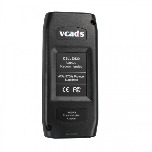 [US Ship] VCADS Pro 2.40 for Volvo Truck Diagnostic Tool With Multi Languages