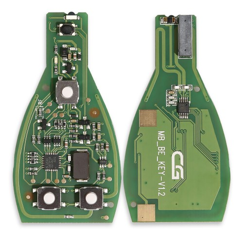 Original CGDI MB Be Key V1.3 Support All Mercedes Till FBS3 315MHZ/433MHZ Get 1 Free Token for CGDI MB