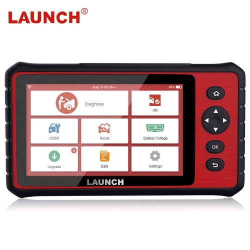 LAUNCH X431 CRP909 All System Auto OBDII Diagnostic Scanner with 15 Special Functions Free Shipping