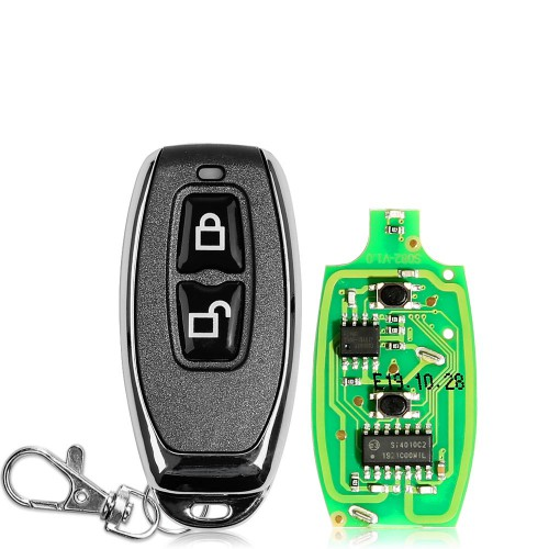 Xhorse XKGD12EN Wire Remote Key Garage Door English Version 5pcs/lot