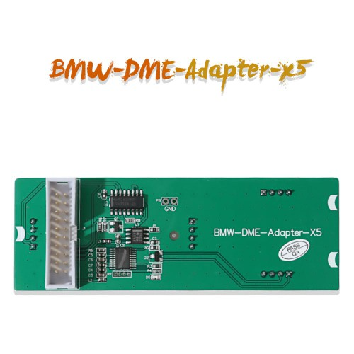 [UK Ship] Yanhua ACDP Bench Mode BMW-DME-Adapter X5 Interface Board for N47 Diesel DME ISN Read/Write and Clone