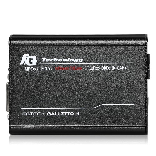 [US/EU Ship] Latest Version V54  FGTech Galletto 4 Master BDM-Tricore-OBD Function ECU Programmer With Multi Language