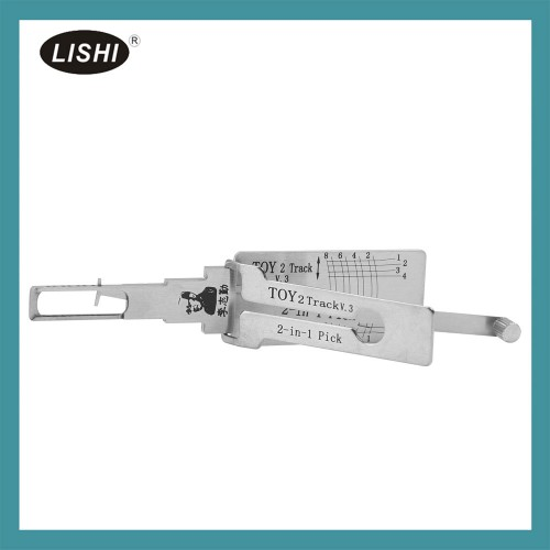 LISHI TOY2 2-in-1 Auto Pick and Decoder For Toyota