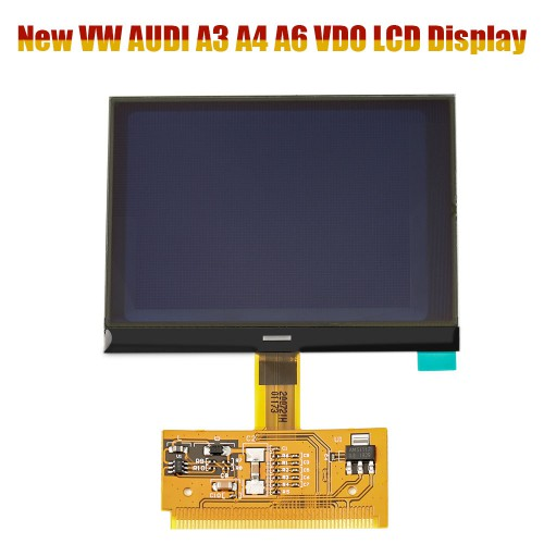 New VW AUDI A3 A4 A6 VDO LCD Display