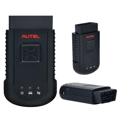 Autel MaxiCOM MK906BT OBD2 Diagnostic Scanner with Bluetooth VCI Box Multi-Language Upgraded Version of Maxisys MS906BT