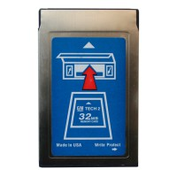 32MB Card For GM TECH2 Six Software Available(GM,OPEL,SAAB,ISUZU,Holden,SUZUKI) B