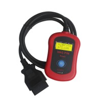 New VAG Pin Reader For VW Audi Skoda Seat