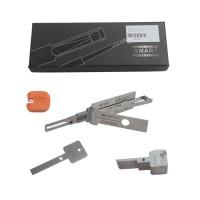 Smart Buick Opel HU100 2 in 1 Auto Pick and Decoder