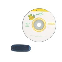 TIS2000 CD And USB Key For GM TECH2 SAAB Car Model