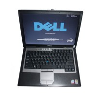 Dell D630 Core2 Duo 1,8GHz, WIFI, DVDRW Second Hand Laptop With 1G Memory