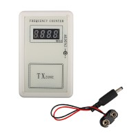 Good Quality Remote Control Transmitter Mini Digital Frequency Counter 250MHZ-150MHZ