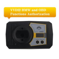 VVDI2 BMW and OBD Functions Authorization Service