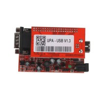 [US/UK Ship No Tax] V1.3 UPA USB Programmer for 2013 Version Main Unit for Sale