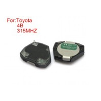 Remote Key 4 Buttons 315MHZ MOROCCO:MR3264/200705018/POS for Toyota