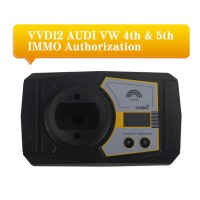 VVDI2 AUDI VW 4th & 5th IMMO Functions Authorization Service