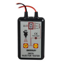 [UK/RU Ship] All-Sun Professional EM276 Injector Tester 4 Pluse Modes Powerful Fuel System Scan Tool