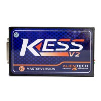 Newest Kess V2 V5.017 Online Version Support 140 Protocol No Token Limited