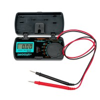[RU Ship No Tax] All-Sun EM3081 Digital Multimeter for Measuring DC and AC Voltage