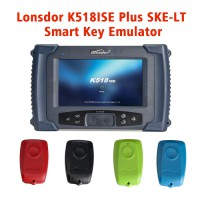 Lonsdor K518ISE Key Programmer Plus SKE-LT Smart Key Emulator 4 in 1 Set Free Shipping by DHL