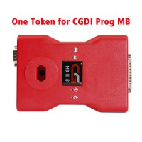 One Token for CGDI Prog MB Benz Car Key Programmer