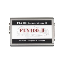 FLY 100 Generation 2 (FLY100 G2) V3.102 Honda Scanner Full Version Diagnosis and Key Programming