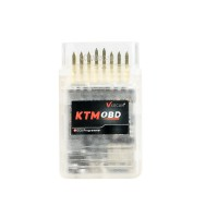 KTMOBD ECU Programmer & Gearbox Power Upgrade Tool Plug and Play via OBD with Dialink J2534 Cable