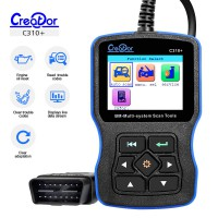 [US/EU Ship] Creator C310+ Code Scanner for BMW/Mini Multi System Scan Tool V11.7 Update Online