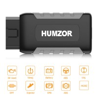 [Promotion] Humzor NexzDAS ND106 Bluetooth Special Function Resetting Tool on Android & IOS for ABS, TPMS, Oil Reset, DPF