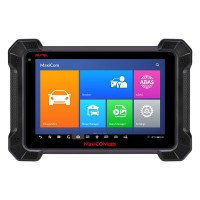 [US/UK Ship] Autel MaxiCOM MK908P Pro Full System Diagnostic Tool with J2534 ECU Programming Multi-Language