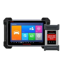 [US/UK/EU Ship] Autel MaxiCOM MK908P Pro Full System Diagnostic Tool with J2534 ECU Programming Multi-Language