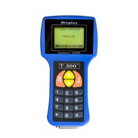 V20.3 Standard T300 Key Programmer English Version Blue Color