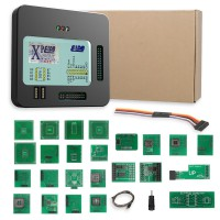 [On Sale] Latest Version Xprog V6.12 XPROG-M ECU Programmer With USB Dongle