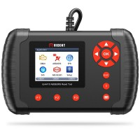 [US Ship] VIEDNT iLink410 ABS & SRS & SAS Reset Tool OBDII Diagnostic Tool Scan Tool