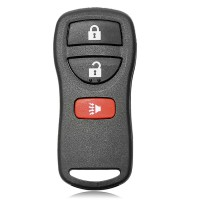2+1 Button Smart Key For Nissan 433Mhz FCC ID KR5S180144106