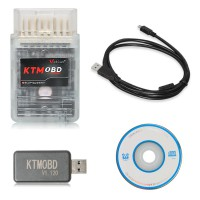 KTMOBD ECU Programmer Latest V1.20 Gearbox Power Upgrade Tool For Honda/Toyota/Hyundai/KIA/ Ford/Volkswagen