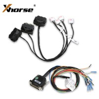 BMW DME Cloning Cable with Multiple Adapters B38 - N13 - N20 - N52 - N55 - MSV90 Work with VVDI PROG/CGDI BMW/AT200