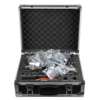 [On Sale] LISHI 2 in 1 Auto Pick and Decoder Locksmith Kit Including 77pcs Ship From UK