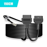 [UK Ship] Lonsdor JCD 2-in-1 Multifunctional Programming Cable for Jeep/Chrysler/Dodge/Fiat/Maserati Work with K518ISE