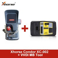 [EU Ship] Xhorse CONDOR XC-002 Plus VVDI MB Tool with 1 Year Unlimited Token Free Shipping by DHL