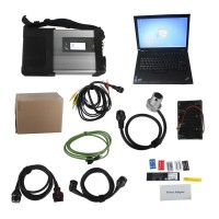 V2020.9 MB SD C5 SD Star Diagnosis with SSD for Cars and Trucks Plus Lenovo T410 Laptop Software Installed Ready