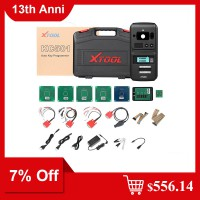 [7% Off $556.14] XTOOL KC501 Car Key Programmer Work with X100 PAD3