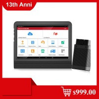 [US/UK Ship] Launch X431 V+ 4.0 Wifi/Bluetooth 10.1inch Tablet Global Version 2 Years Update Online