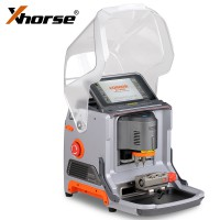 [US/UK Ship] Xhorse Condor XC-Mini Plus CONDOR XC-MINI II Automatic Key Cutting Machine Get Free VVDI Mini Key Tool or 5pcs XSKF01EN Smart Remote