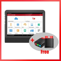 [US/UK Ship] Launch X431 V+ 4.0 Wifi/Bluetooth 10.1inch Tablet Global Version 2 Years Update Online Get Free ThinkCar Pro