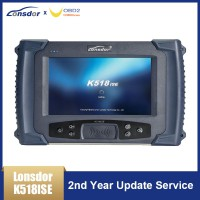Lonsdor K518ISE Second Time Subscription of 1 Year Fully Update