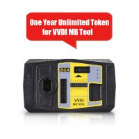 [4% Off $336] VVDI MB BGA TOOL BENZ Password Calculation Unlimited Token for One Year Period