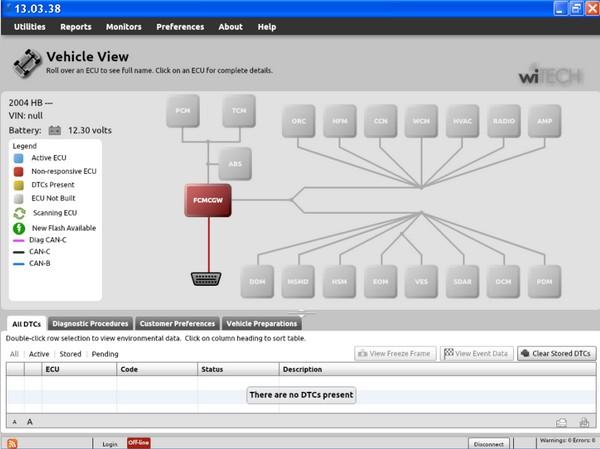 wiTech VCI POD 3