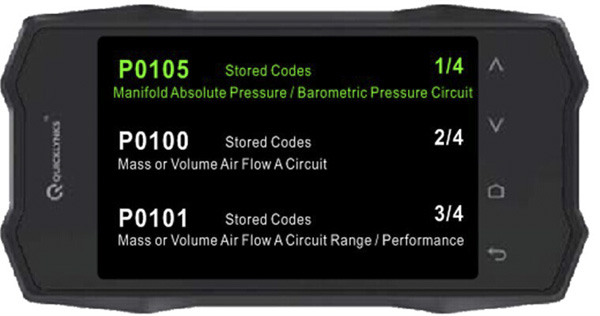 Turbogauge VI Auto Trip Monitor Display 3