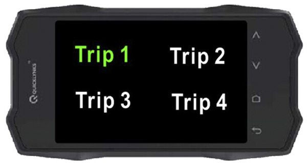 Turbogauge VI Auto Trip Monitor Display 4